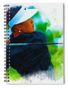 2014 Blue Bay Lpga Championship  Spiral Notebook