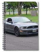 2014 Mustang Kindel Spiral Notebook