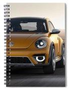 2014 Volkswagen Beetle Dune Concept Spiral Notebook