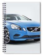 2014 Volvo S60 Polestar Spiral Notebook