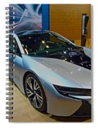 2015 Bmw I8 Hybrid Spiral Notebook