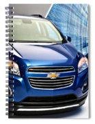 2015 Chevrolet Trax2 Spiral Notebook