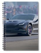 2015 Corvette Z06 Coupe Spiral Notebook
