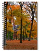 2015 Fall Colors - Washington Crossing State Park-1 Spiral Notebook