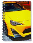 2015 Scion Fr-s Number 2 Spiral Notebook