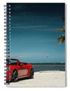 2015 Vorsteiner Porsche 911 Carrera 4s Vff 104 2 Spiral Notebook