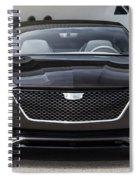 2016 Cadillac Escala Concept 3 Spiral Notebook