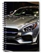 2016 Mercedes-amg Gts Spiral Notebook