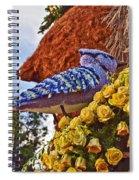 2016rose Parade Rp005 Spiral Notebook