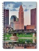 2017 Columbus Panoramic Spiral Notebook