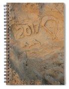 2017 Skydive Spi 2 Spiral Notebook