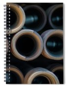 2017_05_midland Tx_drill Pipe Lights 2 Spiral Notebook