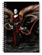 2025  Spiral Notebook