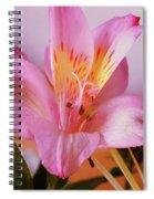 Floral Arrangement Spiral Notebook