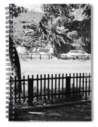 New Delhi India Spiral Notebook