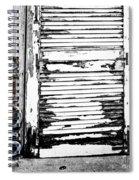 2105 Spiral Notebook