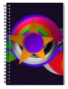 21st Century Airforce Spiral Notebook