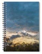 Grand Falls Waterfall Spiral Notebook
