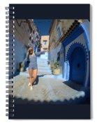 Nice View 2018 Spiral Notebook