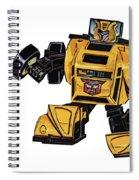 Transformers Spiral Notebook