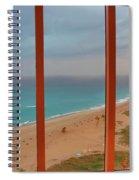 22- Windows On Paradise Spiral Notebook
