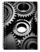 Cogs No10 Spiral Notebook