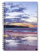 Daybreak Seascape Spiral Notebook
