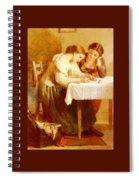 Lejeune Henry Love Letter Henry Lejeune Spiral Notebook