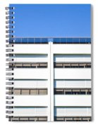 Modern Building Spiral Notebook