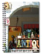 2328 Closed Spiral Notebook