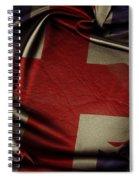 British Flag 5 Spiral Notebook