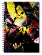 24 Spiral Notebook