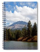 Mt. Lassen National Park Spiral Notebook