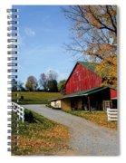 248 New Bedford Hillside Spiral Notebook