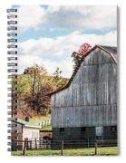 252 New Bedford Spiral Notebook