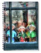 257 Amsterdam Spiral Notebook