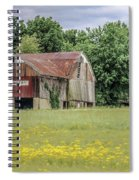 257 Wooster_fa Spiral Notebook