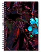 Blooms Spiral Notebook