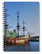 262 Amsterdam Spiral Notebook