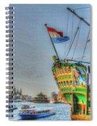 264 Amsterdam Spiral Notebook