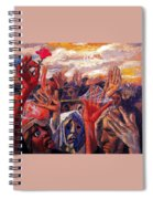 26899 Jesus De Perceval Spiral Notebook