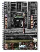 269 Sex Shop Spiral Notebook