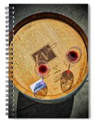 2698- Mauritson Wines Spiral Notebook