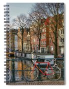 274 Amsterdam Spiral Notebook