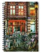 276 Amsterdam Spiral Notebook