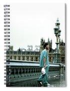 28 Days Later Spiral Notebook