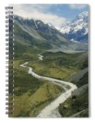 Mountain Spiral Notebook