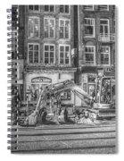 286 Amsterdam Spiral Notebook