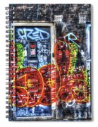 288 Amsterdam Spiral Notebook