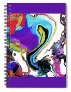 #2882 Swish Spiral Notebook